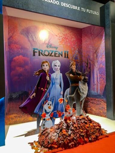Frozen 2 en Argentina Comic Con