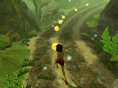 The Jungle Book: Mowgli's Run Gallery
