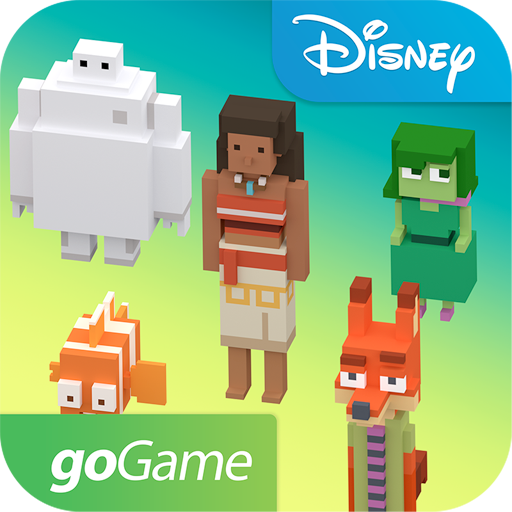goGame: Disney Crossy Road