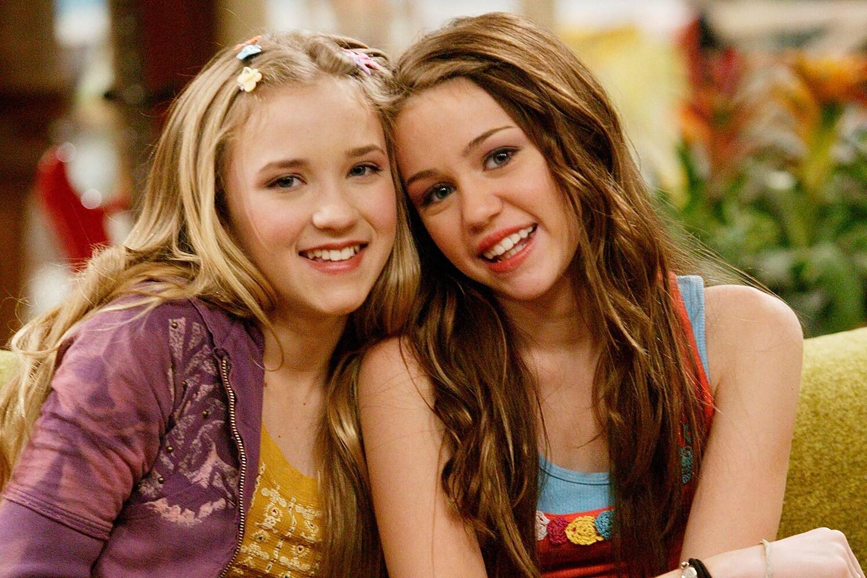 Lily y Miley