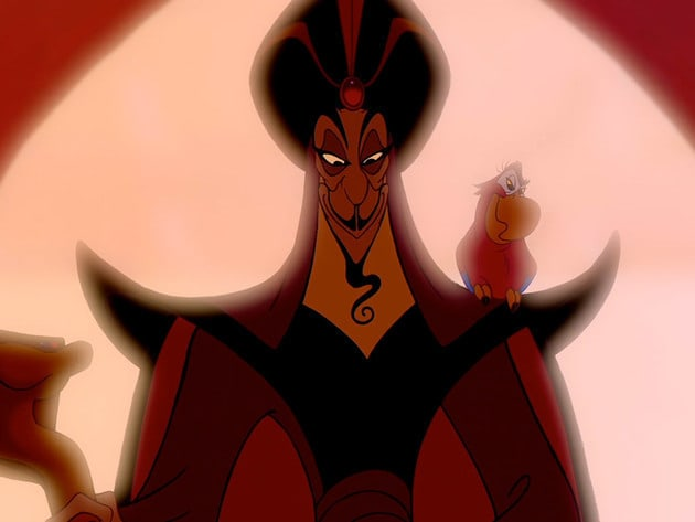 "Jafar, the Sultan's ""most trusted advisor""."