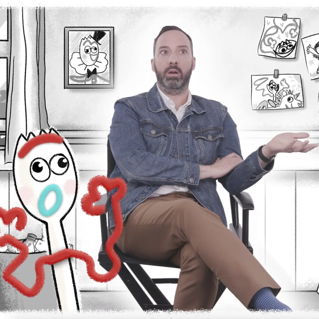 An Actor Prepares: Untold Stories of Tony Hale's Journey Into the Mind of a Spork