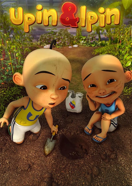 Upin and Ipin - School's Out