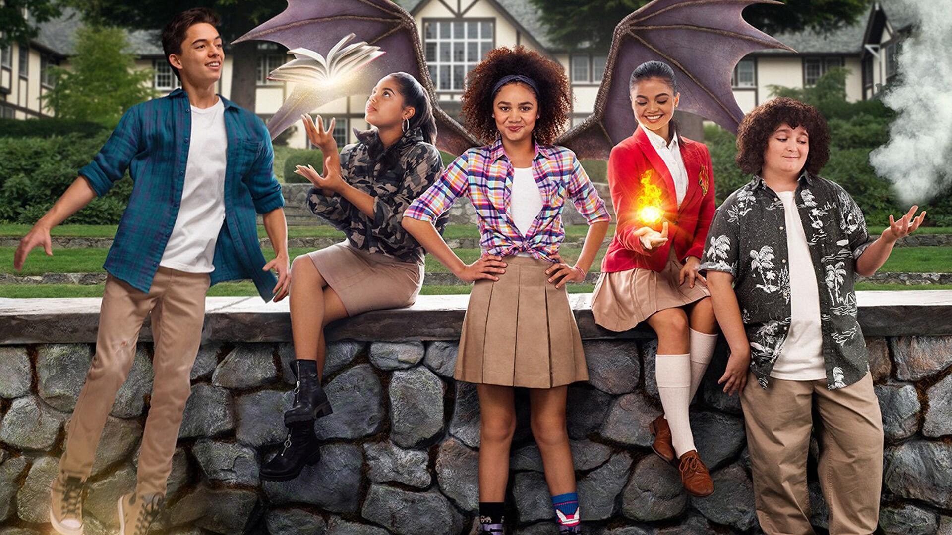 Alerta para los fanáticos de las películas mágicas: Upside-Down Magic - Escuela de Magia es la nueva producción de Disney Channel