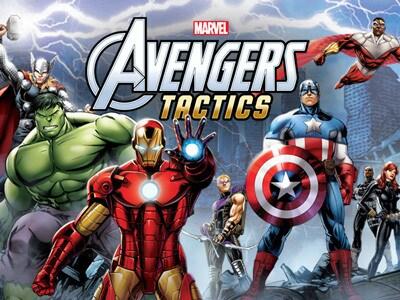 Avengers Tactics