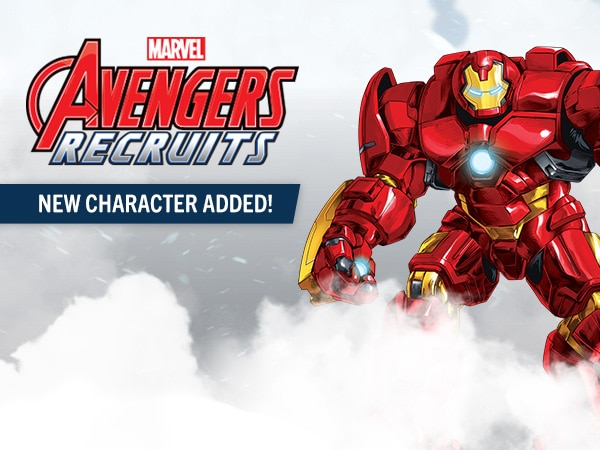 avengers recruits create your own super hero poster