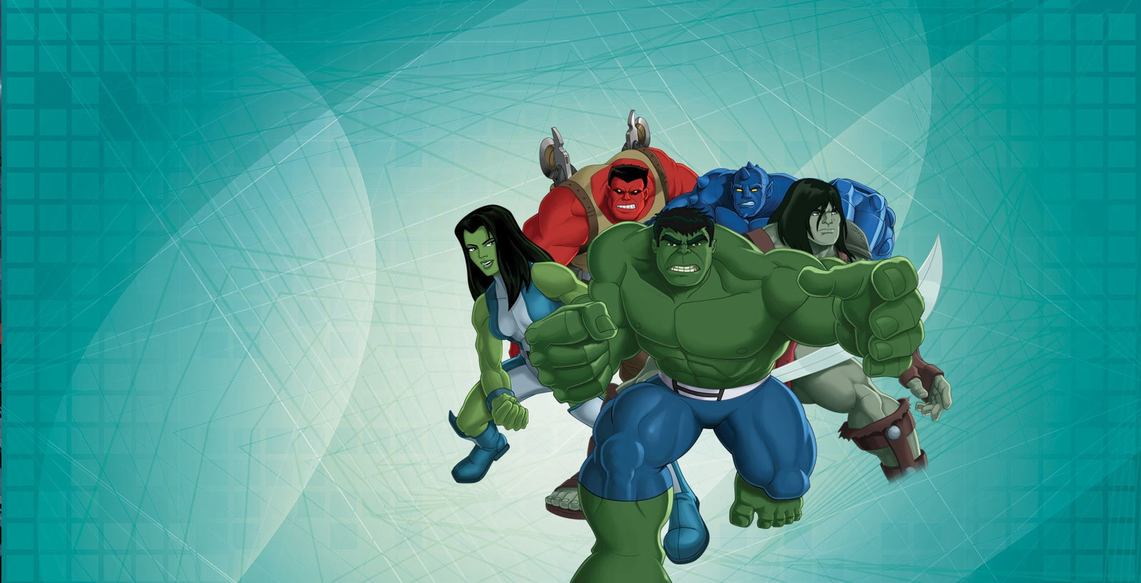 Marvel Cartoons & Animated Shows | Marvel HQ