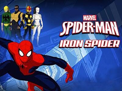 ultimate spiderman season 3 episode 3 online