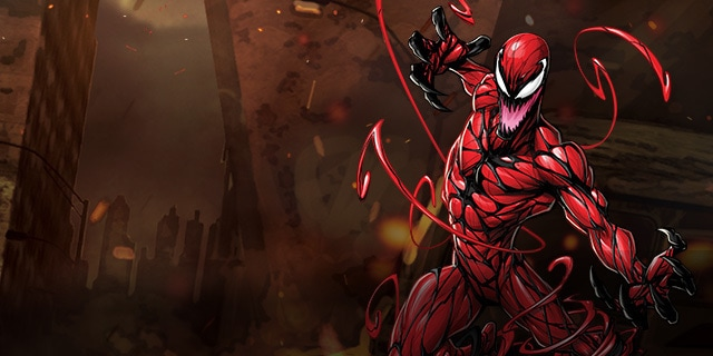 carnage spider man characters marvel hq
