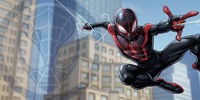 Kid Arachnid Spider Man Characters Marvel Hq