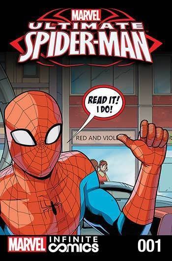 Ultimate Spider-man (2016) #01: Squirreled Away
