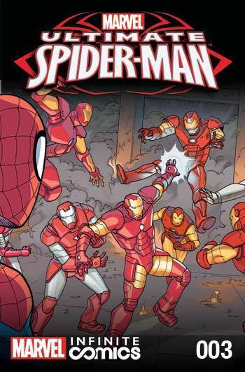 Ultimate Spider-man (2016) #03: Irons in the Fire (Part 1)