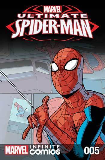 Ultimate Spider-man (2016) #05: Irons in the Fire (Part 3)