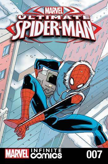 Ultimate Spider-man (2016) #07: Snow Day