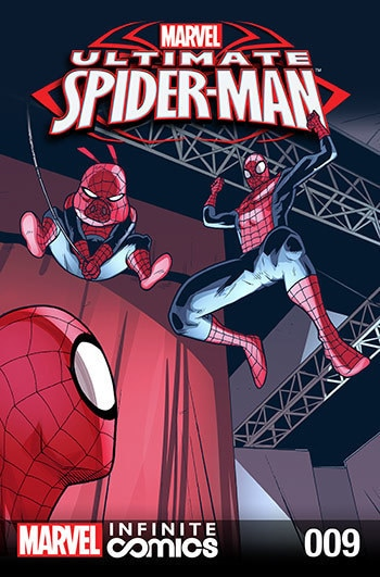 Ultimate Spider-man (2016) #09: Ham-ilton (Part 1)