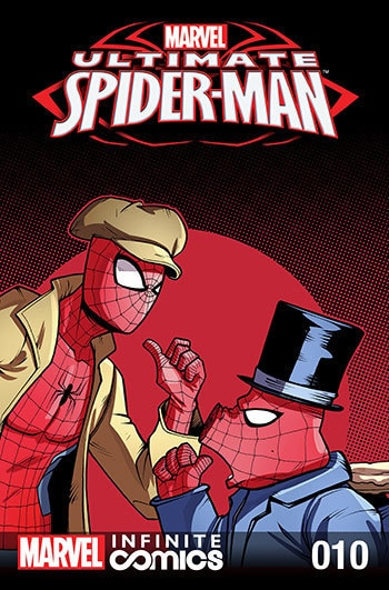 Ultimate Spider-man (2016) #10: Ham-ilton (Part 2)