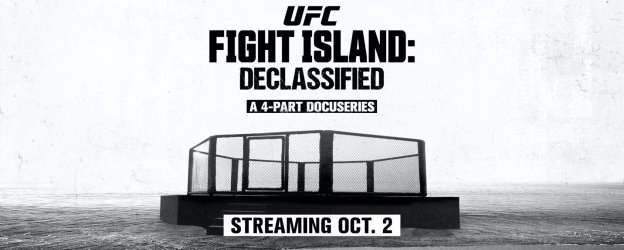 New Docuseries UFC Fight Island: Declassified Premieres October 2, Exclusively on ESPN+