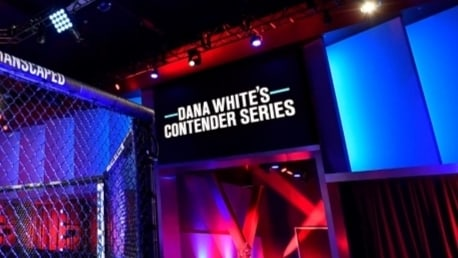 Dana White's Contender Series Episode Five September 28 Exclusively on ESPN+