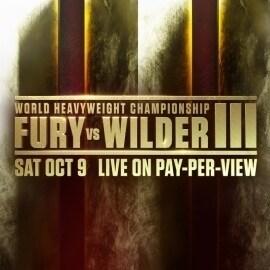 ESPN, FOX SPORTS SET BROADCASTER ASSIGNMENTS AHEAD OF  FURY VS WILDER III FIGHT WEEK
