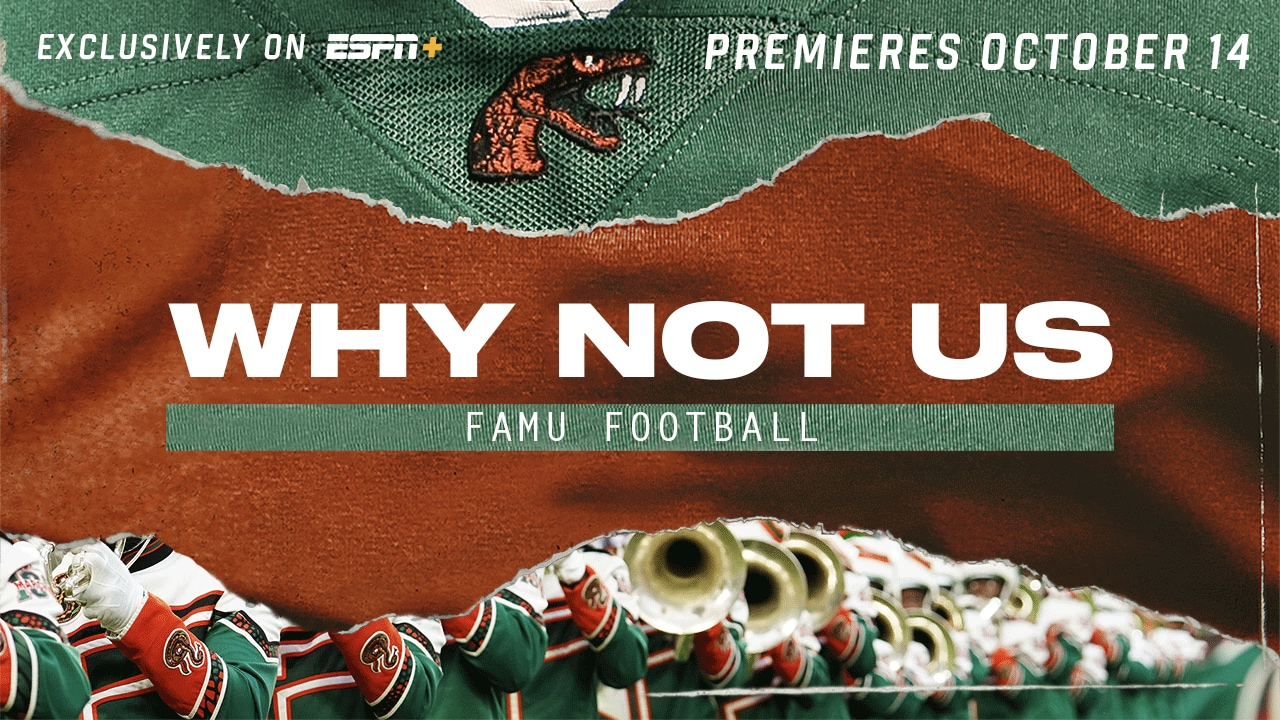 Why Not Us: FAMU Football Presented Exclusively by The Undefeated on ESPN+ and Executive Producer Chris Paul