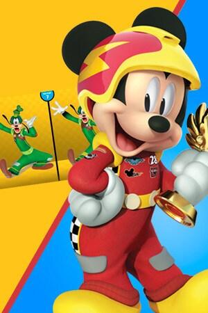 Descubra as diferenças do Mickey