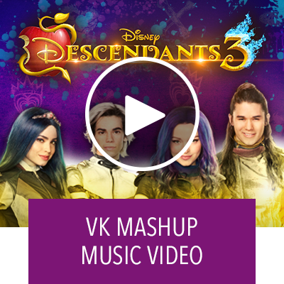 Descendants 3 - VK Mashup