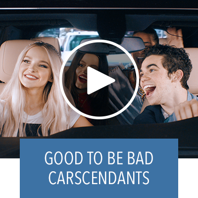 Disney Carscendants: Good To Be Bad Music Video
