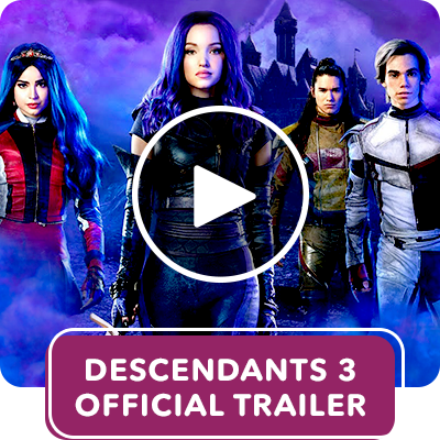 VHS - Descendants 3 - Official Trailer