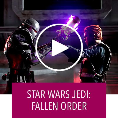Star Wars Jedi: Fallen Order Reveal Trailer