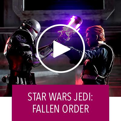 Star Wars Jedi: Fallen Order Reveal Trailer