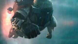Jango vs. Obi-Wan