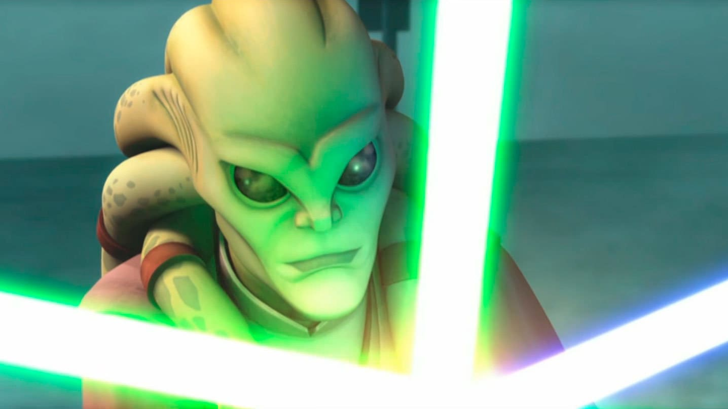 kit fisto | starwars