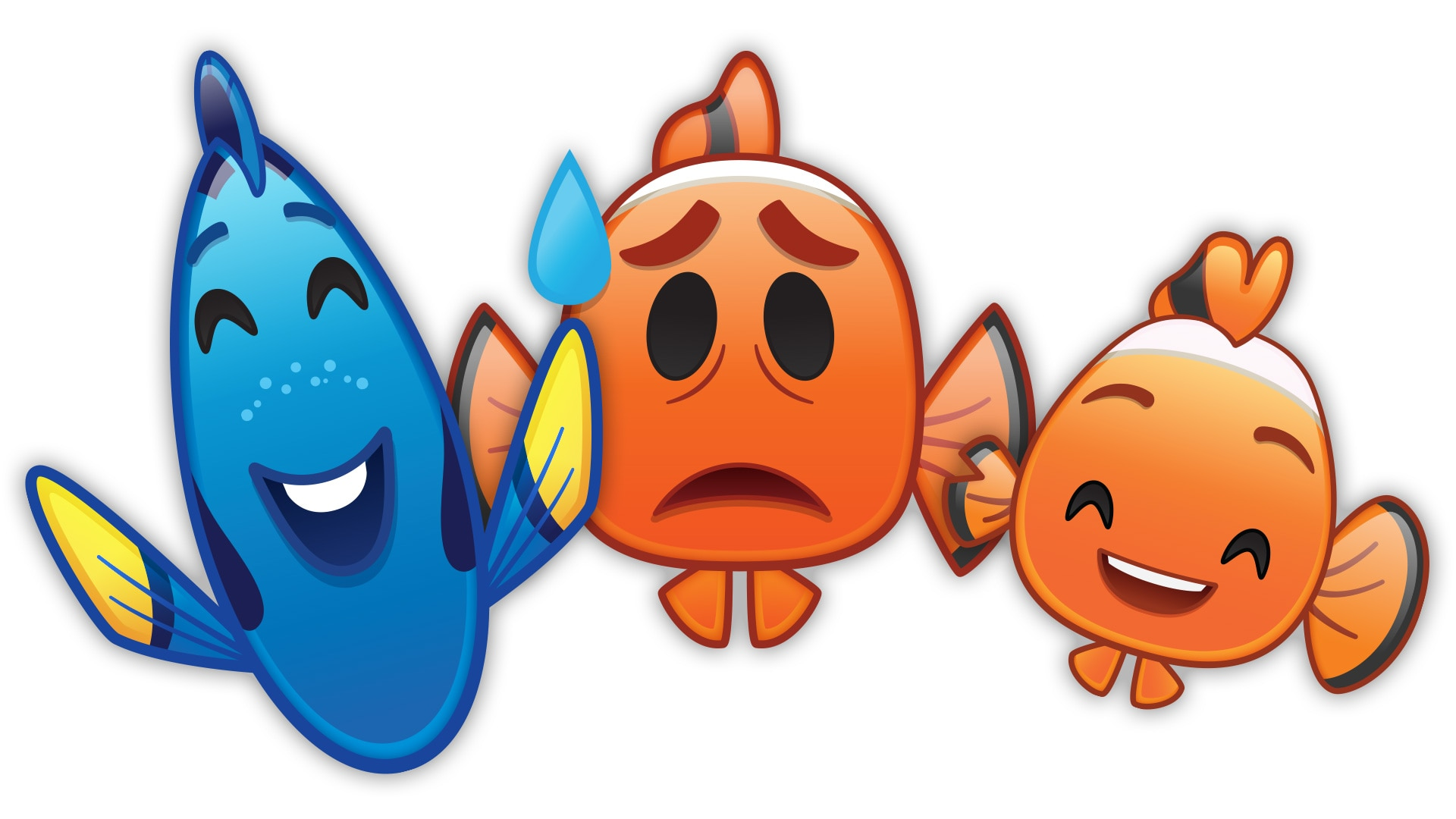 Finding Nemo - As Told by Emoji