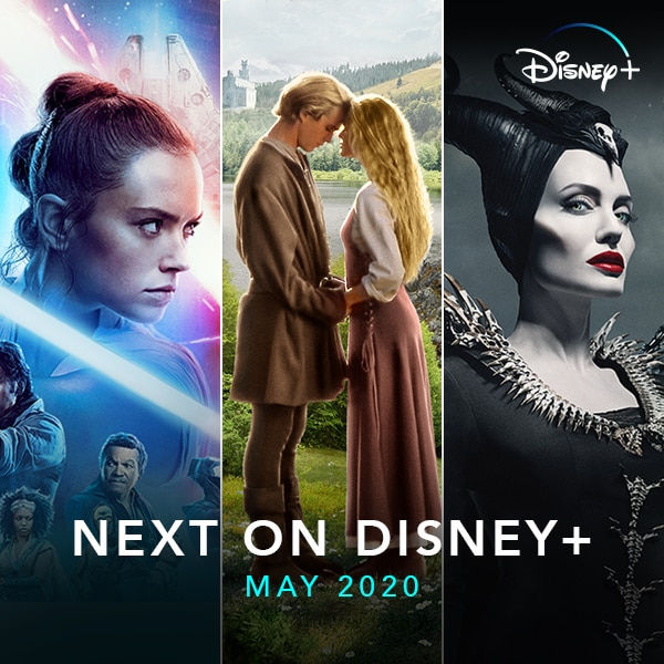 Everything New on Disney+ in May
