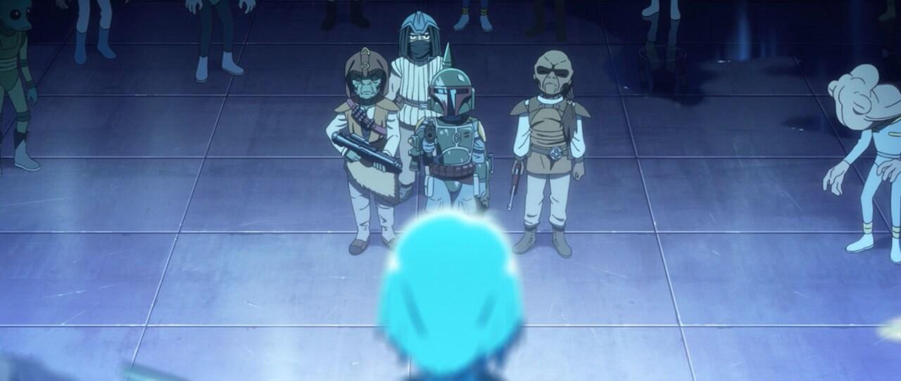 Episódio 2 - Balada de Tatooine