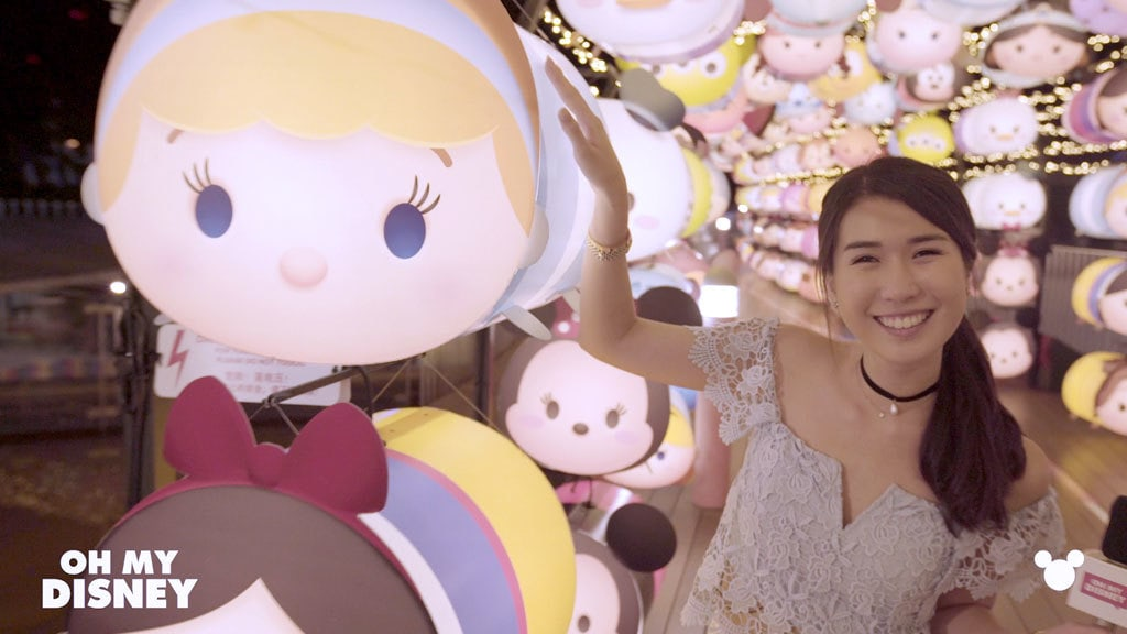 Disney Insider: Disney Tsum Tsum Mid-Autumn Celebration of Love