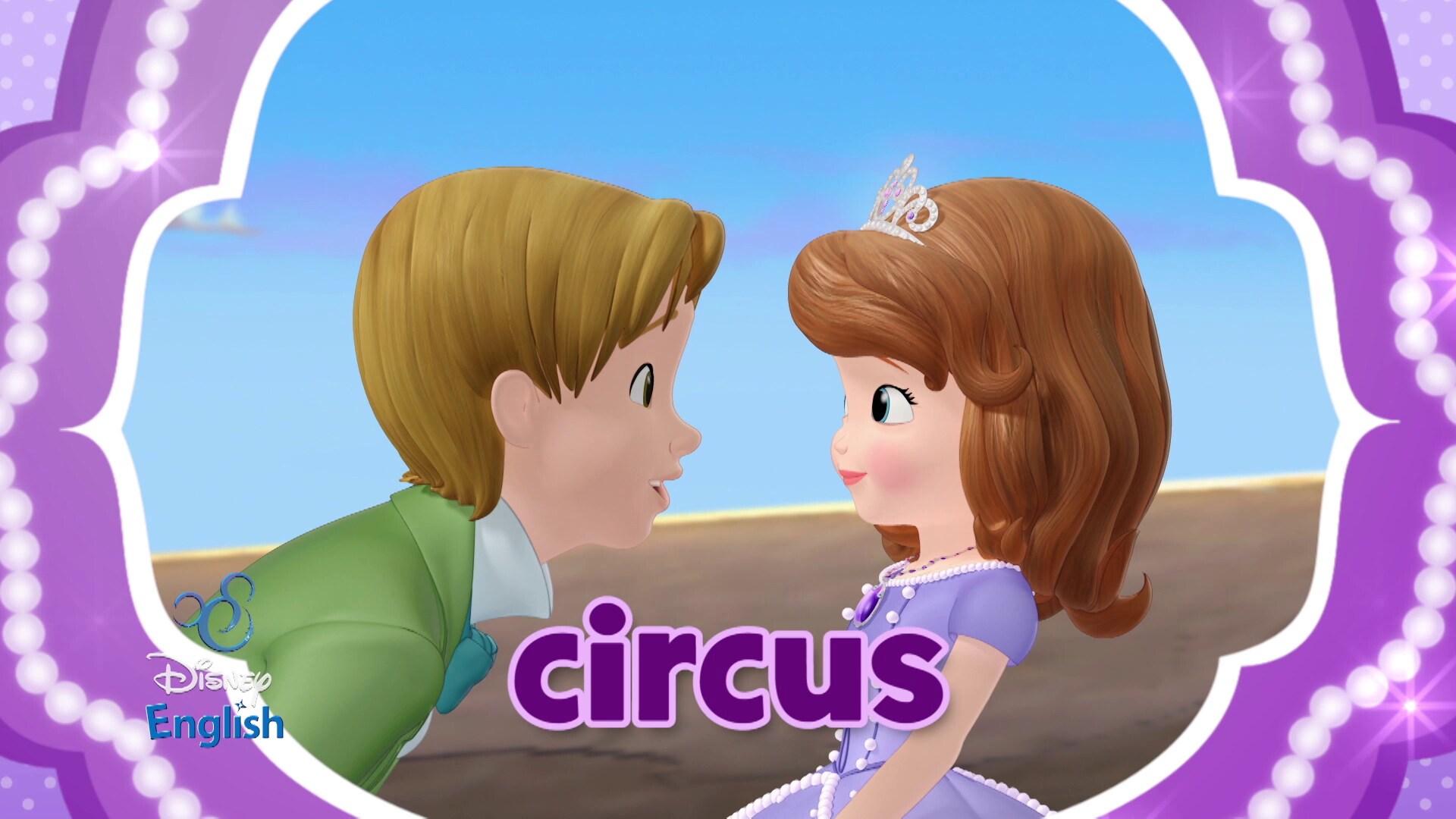 Disney English - Circus