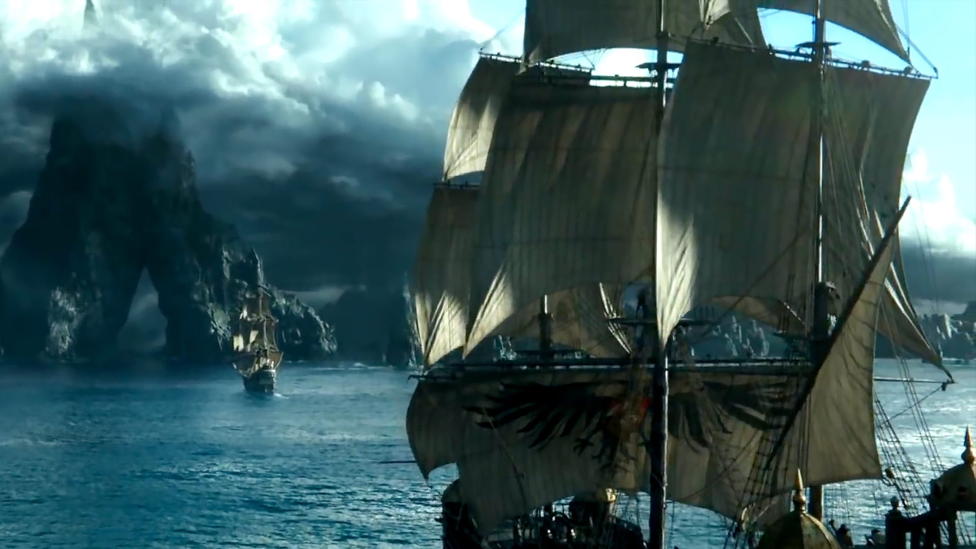 Pirates Of The Caribbean Official Website Disney Parts A Tall Ship For Pinterest