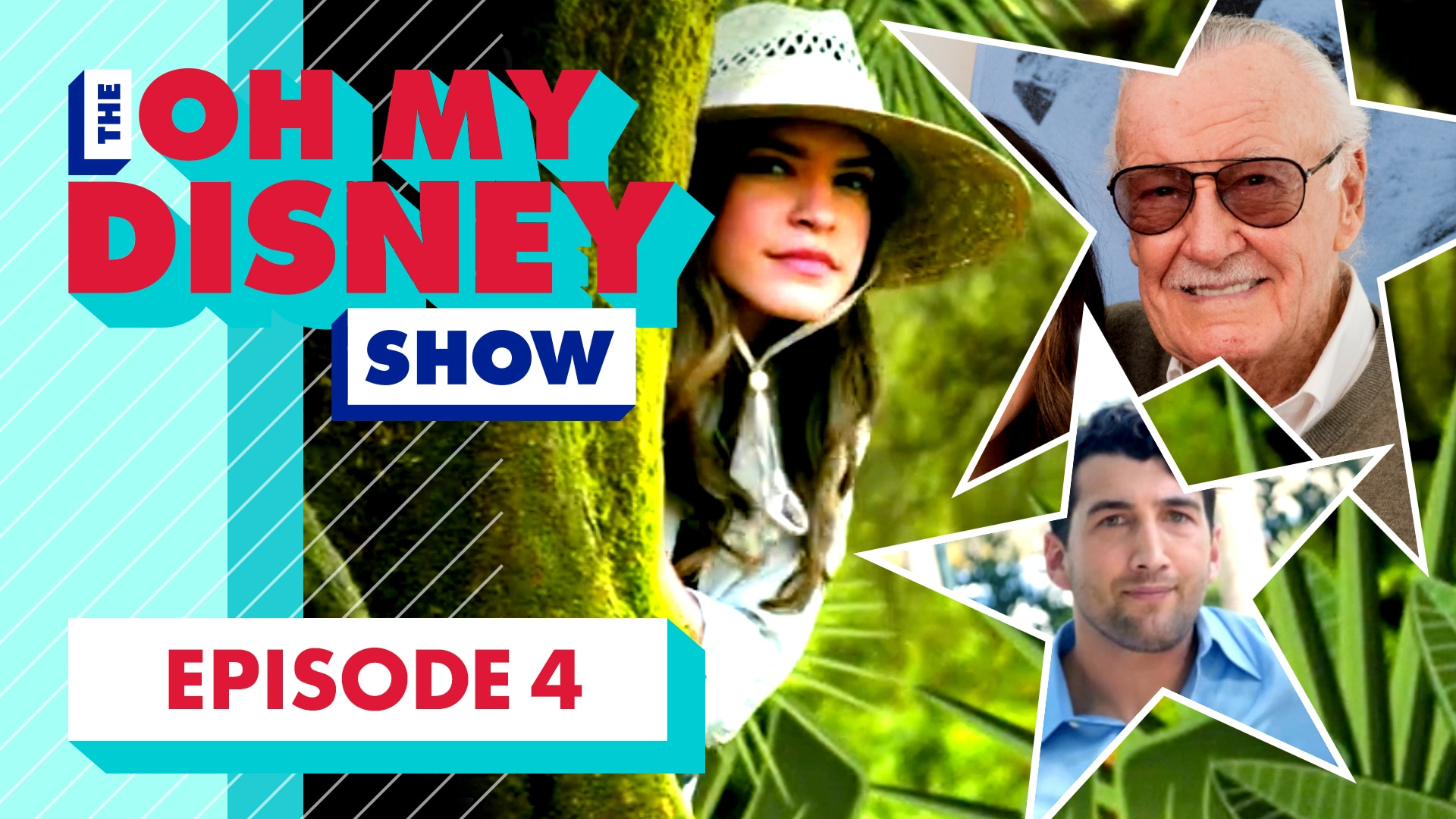 The Oh My Disney Show: Stan Lee, Kayla Maisonet, and a Mulan Challenge