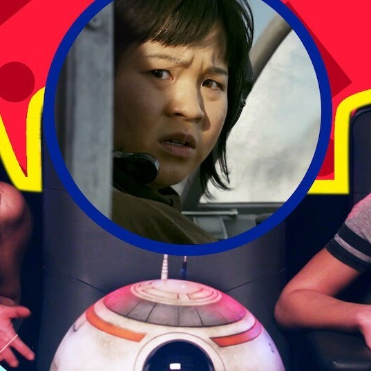 "We Watched Star Wars: The Last Jedi With Kelly Marie Tran and Talked About ""Reylo"" and Her Love for Porgs"