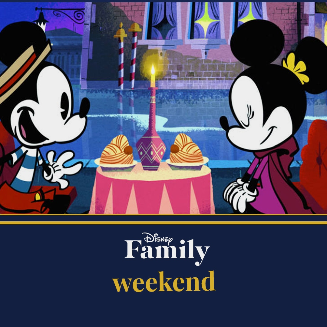 Disney Family Weekend