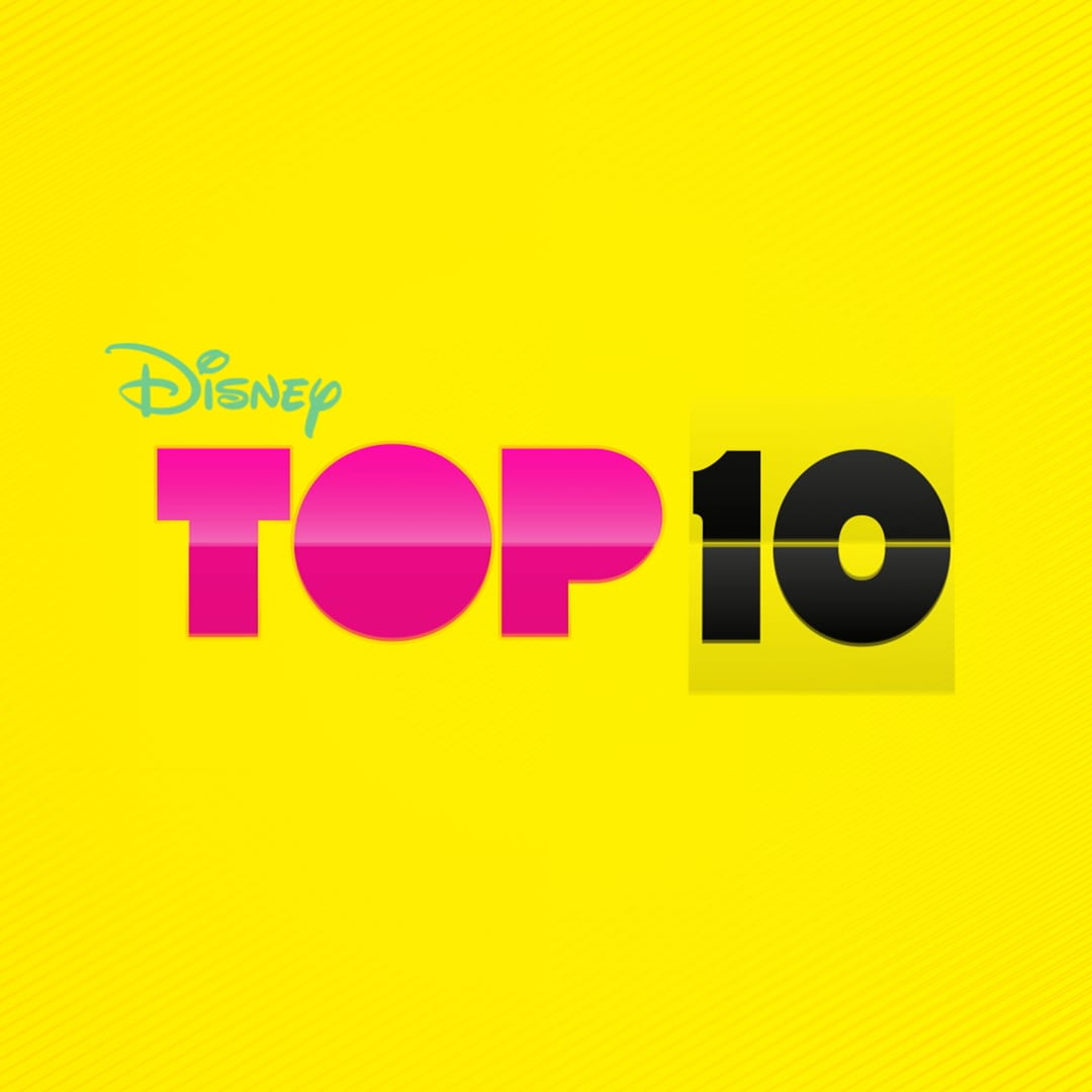 Disney Top Ten