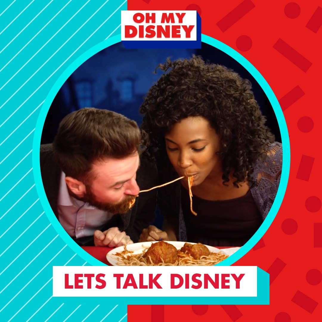 Let's Talk Disney