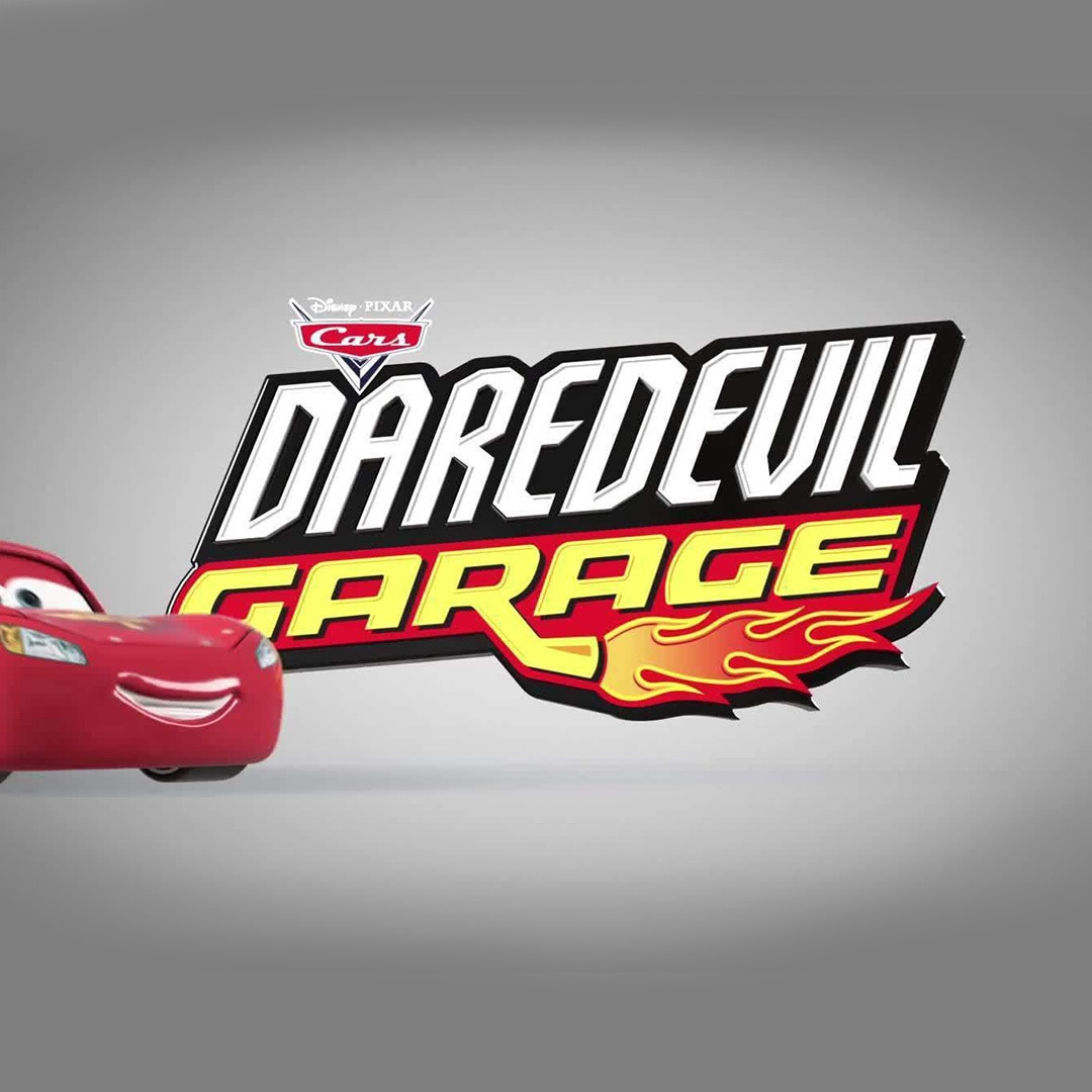 Pixar Daredevil's Garage