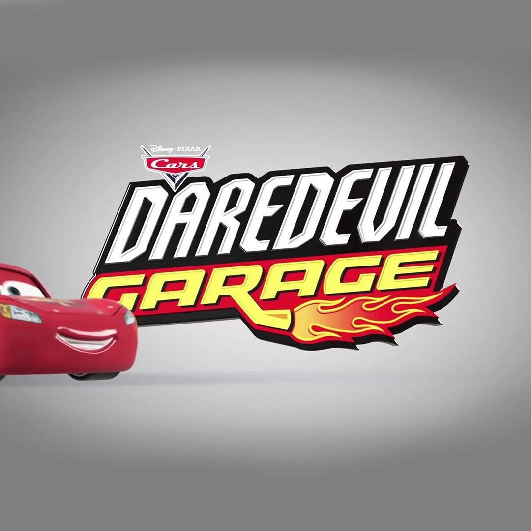 Pixar Daredevil's Garage