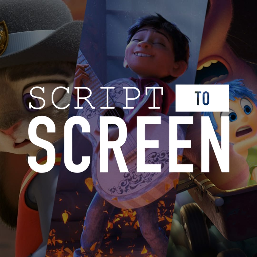 Pixar Script-to-Screen