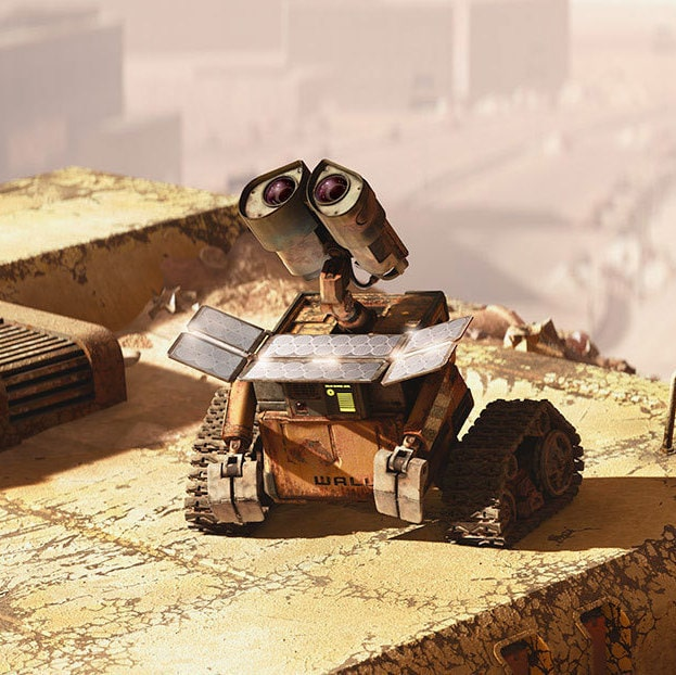 14 Fun Facts About the Unique Sounds in WALL•E