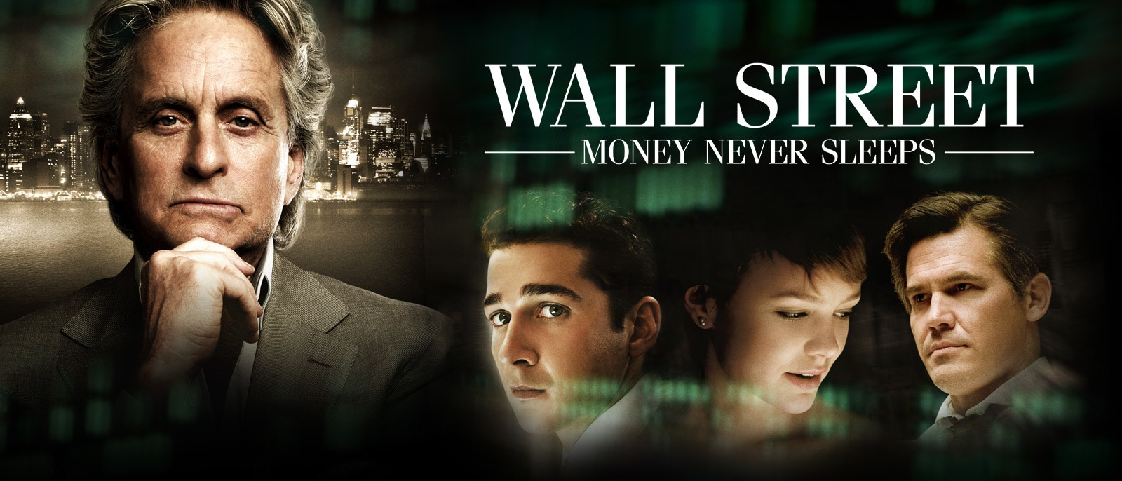 Wall Street: Money Never Sleeps Hero