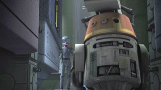"Star Wars Rebels: ""War Heroes"""
