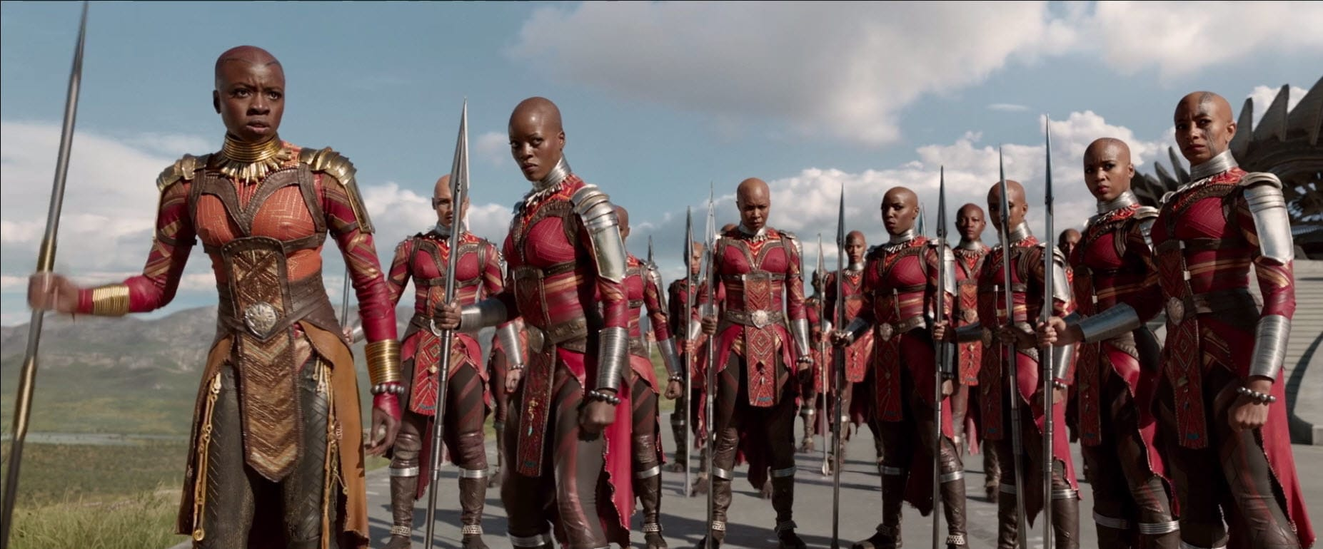 Warriors of Wakanda | Marvel Studios' Black Panther